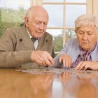 Puzzles or Games for the Elderly