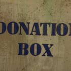 What Words Should I Use for a Donation Box?