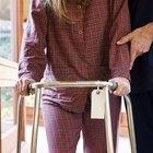 Tipos de andadores para las personas mayores