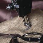 Como solucionar problemas de pontos perdidos em uma máquina de costura