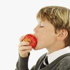¿Cuáles son los beneficios de que los niños coman bocadillos en la escuela?
