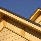 Como calcular o comprimento linear e o beiral de um telhado