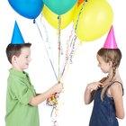 Cómo hacer una fiesta de cumpleaños temática de los Power Ranger