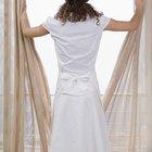 Cómo lavar las cortinas en casa que