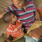 Participación de los padres en la lectura con los niños