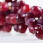 Do Red Seedless Grapes Have a Lot of Fiber?