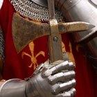 ¿Qué tipo de ropa usaban los caballeros medievales?
