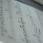 Como fazer um cartão de aniversário para professores de música