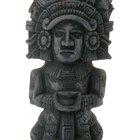 ¿Qué tipo de artes y manualidades producían las tribus aztecas?