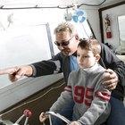Actividades de capitán de barco para niños