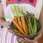 Cómo conseguir semillas de tu plantación de zanahorias