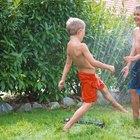 ¿Cuál es el mejor tipo de aspersor para el jardín?