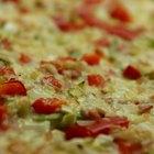 Cuál es la diferencia entre las masas para pizza Pan y Deep Dish
