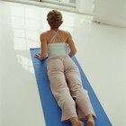 Posturas de ioga fáceis para aumentar o bumbum
