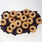 Como congelar biscoitos amanteigados