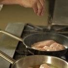 Cómo cocinar al vapor una pechuga de pollo