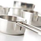 Cómo eliminar la grasa de utensilios de cocina, ollas y sartenes