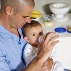 ¿Puede la fórmula empeorar la tos de un bebé?