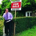 Cómo redactar una carta para darle permiso a un agente de bienes raíces para actuar en tu nombre