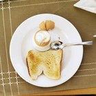 Un desayuno saludable en la mañana para después de hacer ejercicio