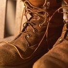 Cómo limpiar mis botas Timberland después de varios años de uso