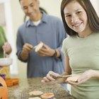 Ideas de fiesta de adolescentes para hornear galletas
