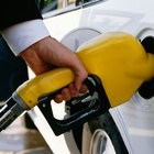O que acontece quando a água entra no tanque de combustível?