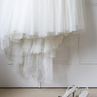 How to repair tulle