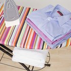 How to Keep an Ironing Board Cover on the Ironing Board