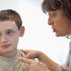 Cómo terminar con el mal comportamiento de un niño de temperamento fuerte