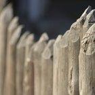 ¿Qué tipo de madera para cercas de postes existen?