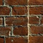 Como fazer uma mureta de tijolos sem cimento