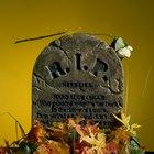 Hazlo tú mismo: cementerio embrujado para Halloween