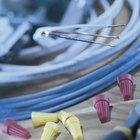 Cómo determinar el calibre de un cable para DC