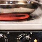 Cómo limpiar los quemadores de una cocina eléctrica Frigidaire