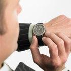 Como detectar falsificações de relógios Citizen