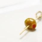 Como tirar o gosto salgado de azeitonas