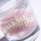 How to get rid of black lines in dentures