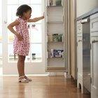 Como consertar portas de congelador que não fecham