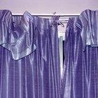 Dicas para lavar cortinas com forros emborrachados