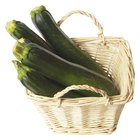 The Health Benefits of Courgette