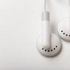 Como limpar a cera em fones de ouvido