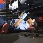 Job Description of a Diesel Mechanic
