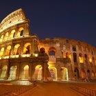 Empregos romanos de todas as classes da antiguidade