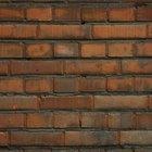 Material necesario para construir una pared de ladrillos
