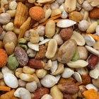 Cómo hacer un surtido de frutos secos dulces y salados