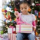 Juegos de intercambio de regalos de Navidad para niños