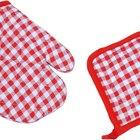 Consejos para hacer una agarradera con guata aislante