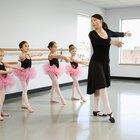 ¿Cuánto gana un instructor de danza?