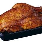 Cómo recalentar un pollo asado